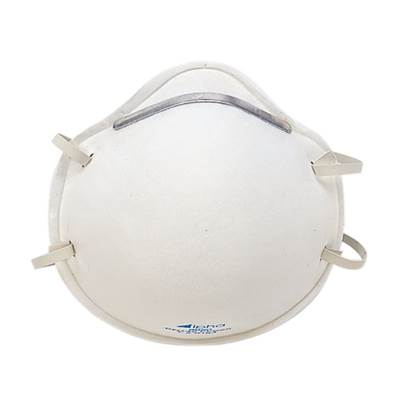 Vitrex Power Tool & MDF Respirator P2 Moulded Mask