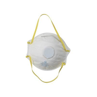 Vitrex Sanding & Loft Insulation Premium Valved Molded Masks FFP1