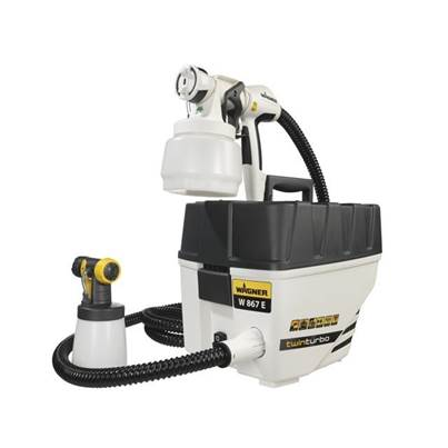 Wagner WallPerfect W867E I-Spray Spraying Kit 615 Watt 240 Volt