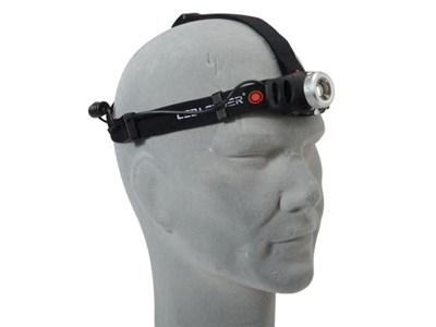 LED Lenser H6R Rechargeable Head Lamp 200 Lumens