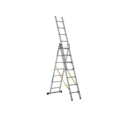 Zarges Skymaster 3-Part Trade Ladders