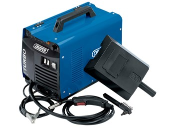 11973 MWD121AT 120a 240v gasless Turbo Mig Welder