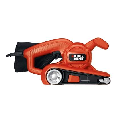 Black & Decker KA86 Belt Sander 75 x 457mm 240 Volt