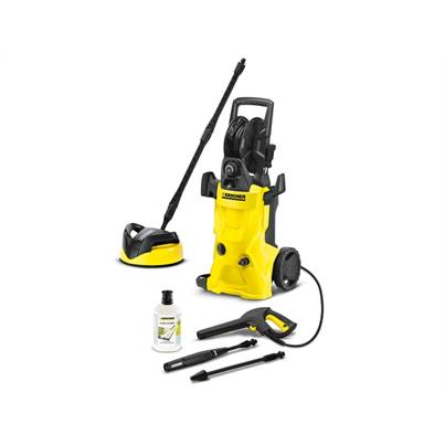 Karcher K4PH Premium Home Pressure Washer 130 Bar with Patio Cleaner 240 Volt