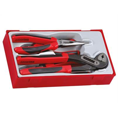 Teng TT440t Mega Bite Plier Set 4pc