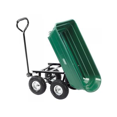 Draper 58553 Gardeners Cart with Tipping Feature