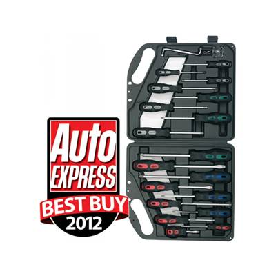 Draper 40003 Expert 20 Piece General Purpose Screwdriver Set