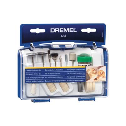 Dremel Cleaning / Polishing Set (684)
