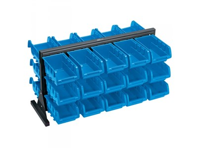 07619 Expert 30 Bin Surface Mounted Storage Unit