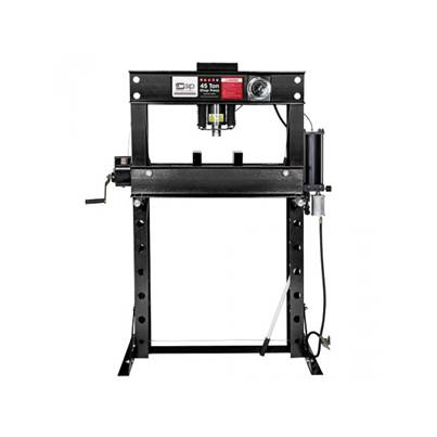 SIP 45.0 Ton Shop Press (Manual/Pneumatic)