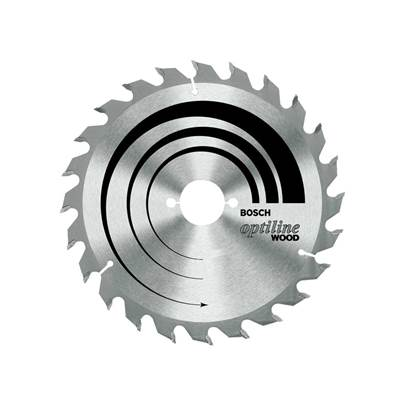 Bosch Circular Saw Blade Optiline Wood 165 x 20/16 36 Teeth