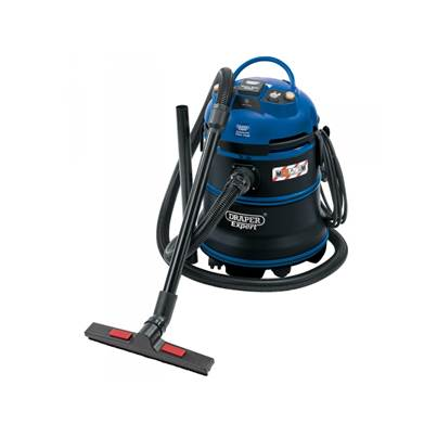 Draper Expert 38015 35L 1200W 230V M-Class Wet and Dry Vacuum Cleaner