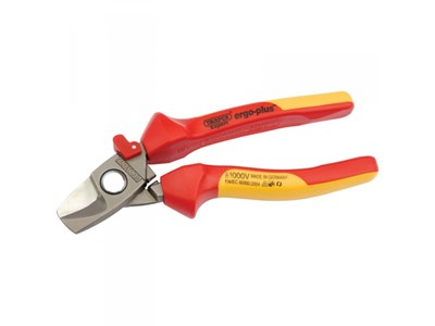 24972 expert 220mm ergo plus® fully insulated cable cutter