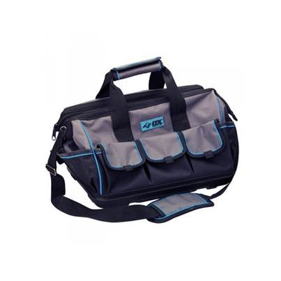 Ox Pro Double Open Mouth Tool Bag 400X 280 X 270mm P-262716