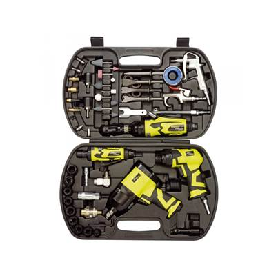 Draper 83431 Storm Force 68 Piece Air Tool Kit