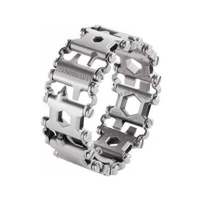 Leatherman Tread Stainless Steel Multi-Tool Bracelet