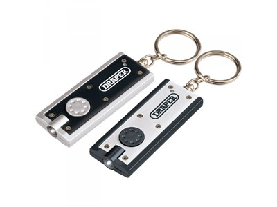 02473 Pack Of Two Key Ring LED Torches
