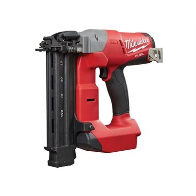 Milwaukee M18CN18GS-0X Cordless Fuel 18G Straight Nailer 18 Volt Bare Unit