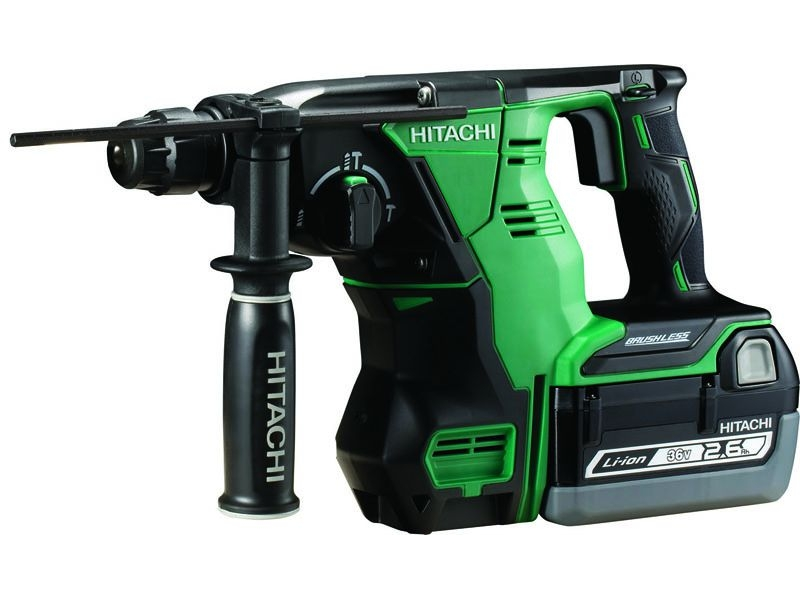 DH36DBL/JE 36V SDS-Plus Hammer Drill with Brushless Motor