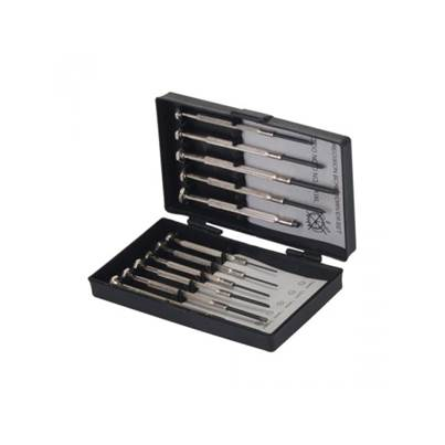 Silverline Jewellers Screwdriver Set 11pce