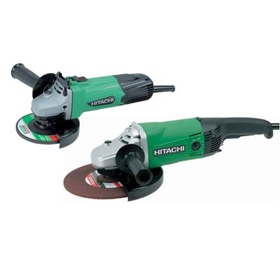 Hitachi Angle Grinder Twin Pack 115mm  + 230mm