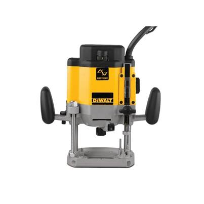 DeWalt DW625EKT 1/2in Plunge Router 2000 Watt 110v and 240v
