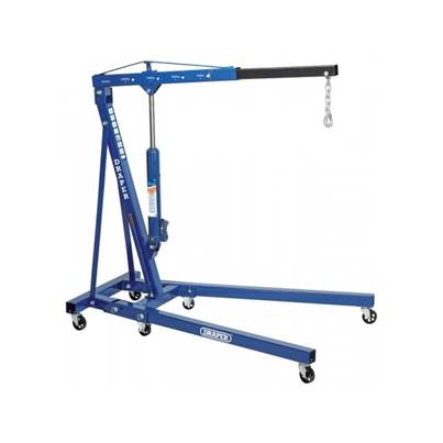 Draper 2 Tonne Folding Engine Crane