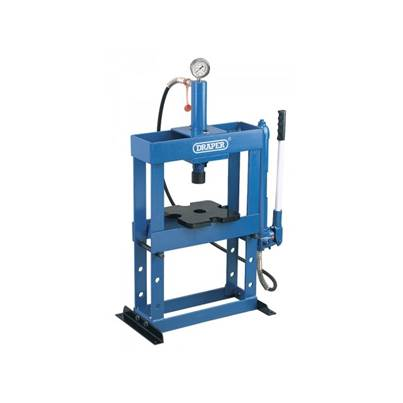 Draper 10 Tonne Hydraulic Bench Press