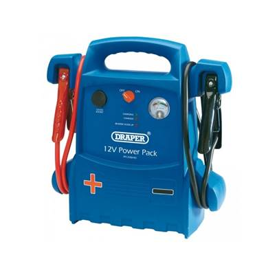 Draper 12V Portable Power Pack