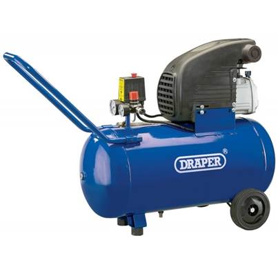 Draper 50L 230V 1.5Kw Air Compressor