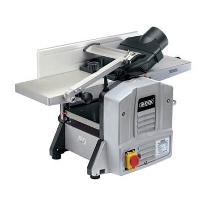 Draper Bench Mounted 1500W 230V Planer Thicknesser