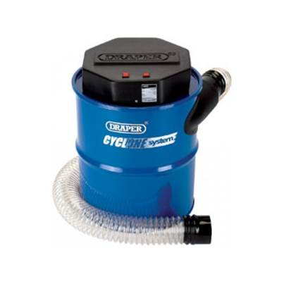 Draper 90L 2400W 230V Dust Extractor With Cyclone System