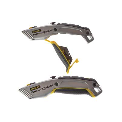 Stanley FatMax Retractable Twin Blade Knife 0-10-789