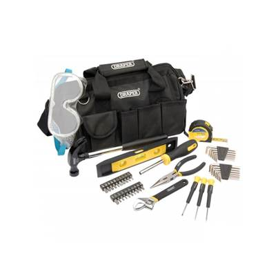 Draper 31205 DIY 46 Piece Tool Kit