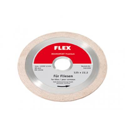 FLEX Diamantjet - diamond cutting disc, premium, tile