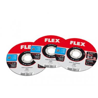 FLEX Thin cutting disc for stainless steel (10)