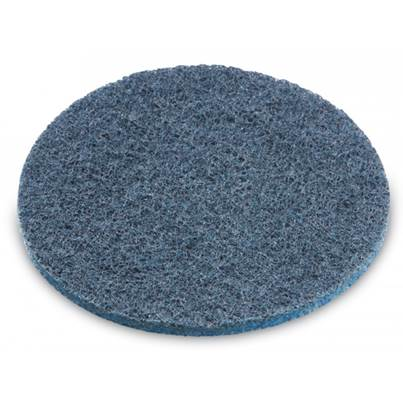 FLEX SC-Fleece velcro backed disc, 125mm very fine (10)