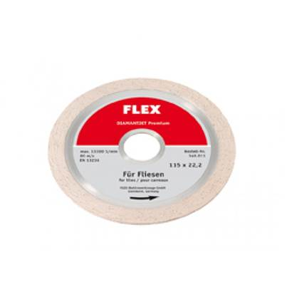 FLEX Diamantjet - diamond cutting disc, premium, tile 115mm