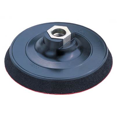 FLEX Velcro pad, cushioned M 14. 115 mm