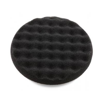 FLEX Polishing sponge wafer, black. 160mm