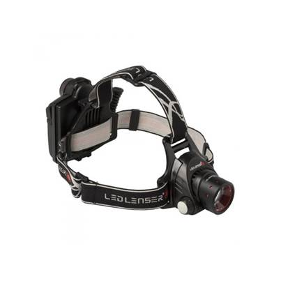 LED Lenser H14.2 Head Torch 3 in 1 (Head Lamp, Spotlight, Body/Belt Lamp)