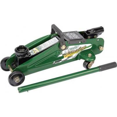 Draper 34723 2 Tonne Trolley Jack Limited Edition