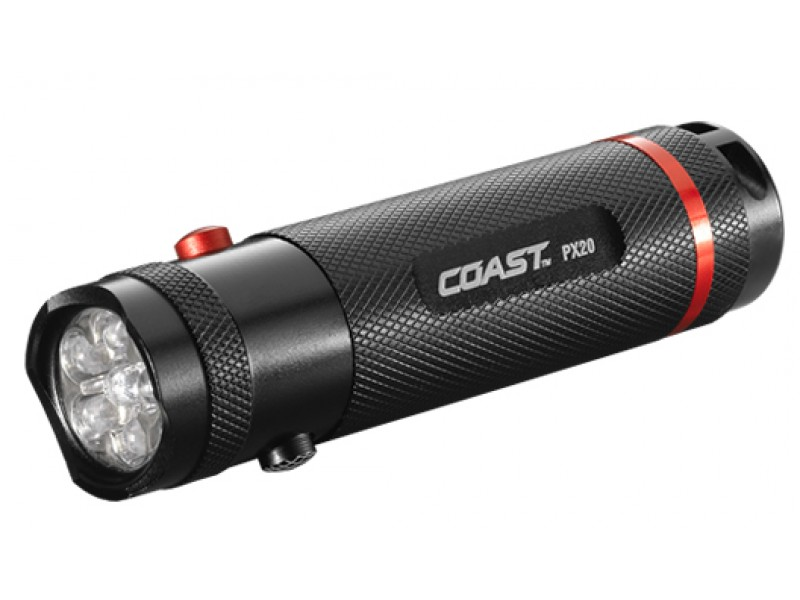 PX20 Dual Color Led Torch