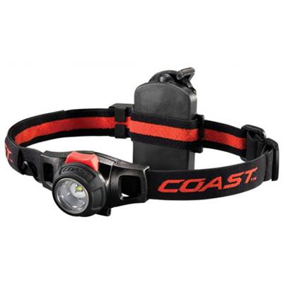 Coast HL7R Rechargeable Focusing Head Torch