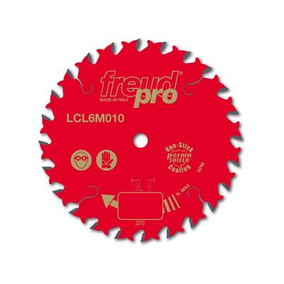 Freud LCL6M01064 Trim Saw Blade  165 x 1.7 x 20 x 40T