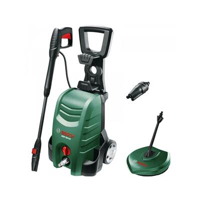 Bosch AQT35-12 Plus High Pressure Washer With Extras