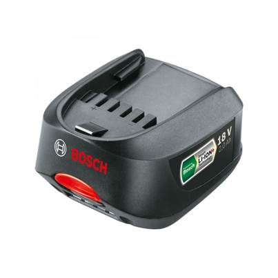 Bosch Power4all 18v Cordless Lithium Ion Battery Pack 2ah for POWER4ALL