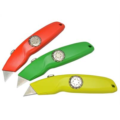 Hultafors Retractable Hi-Vis Knife