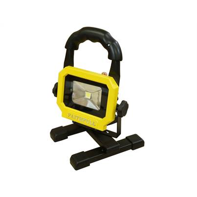 Faithfull Tools Rechargeable COB Work Light with Magnetic Base 10 Watt