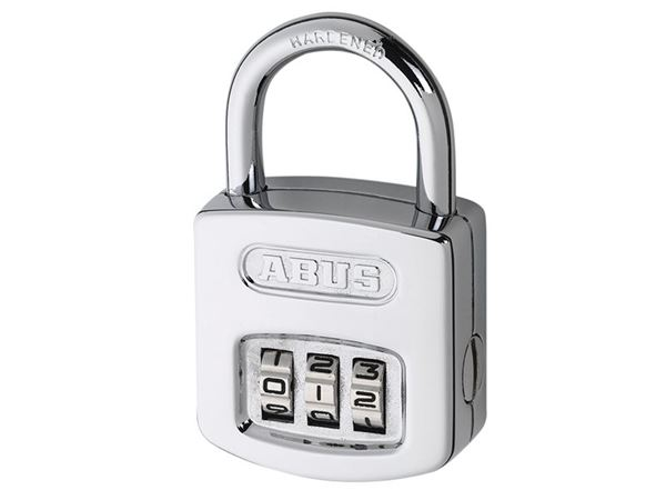 ABUS Mechanical 160 Series Combination Padlock